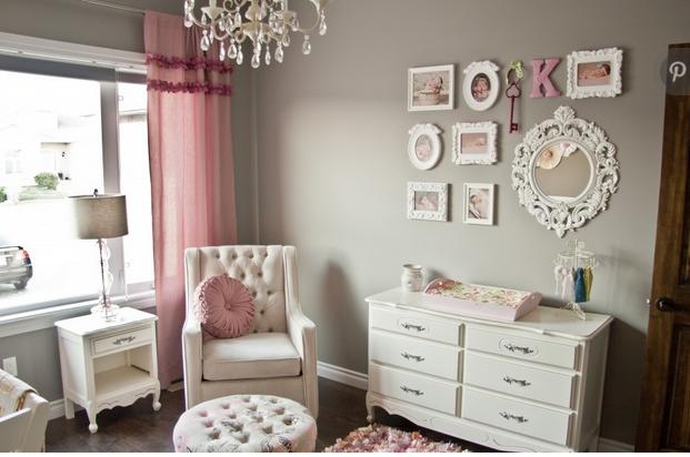 Bebek Odası Dekorasyonu - Bir Çekirdek Ailenin Maceraları