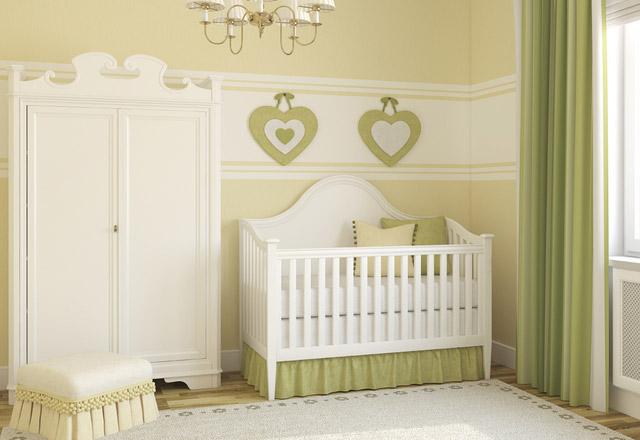 Bebek odası dekorasyonu - Yatak Odası Haberleri