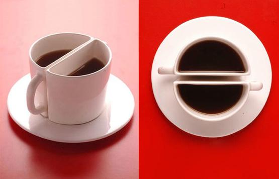 ikili kahve fincanı | Mailce.com