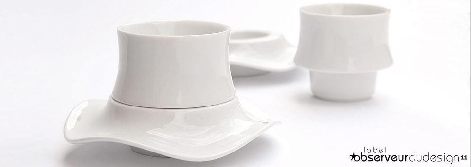 Muhteşem Bir Tasarım:Dervish Kahve Fincanı   Stil Defteri