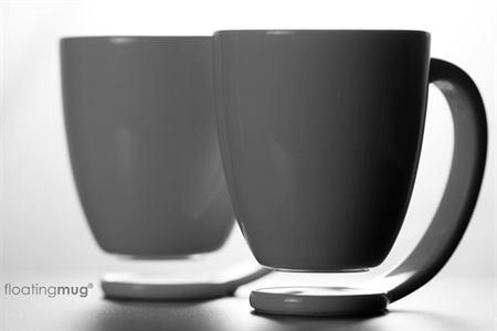 Yüzen kupa tasarımı - Tigere Chiriga floating mug - ilginç ...