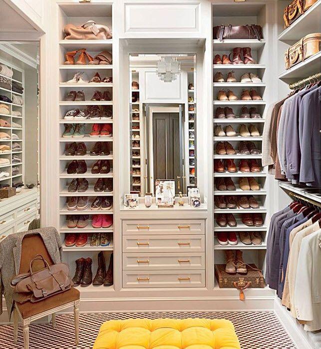 Evlerde Giyinme Odaları   En Güzel Evler