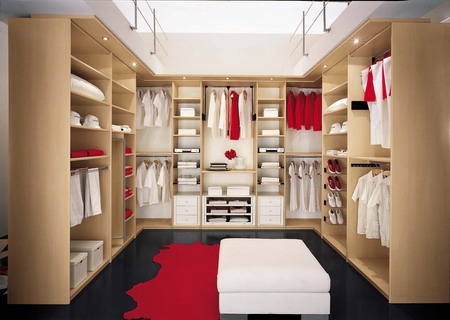 Giyinme Odası | Albero Ray Dolap