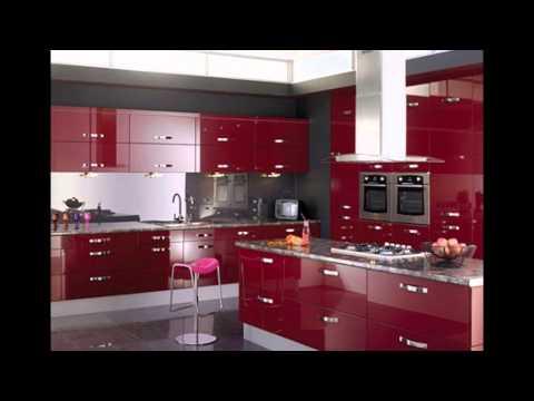 En Güzel Ankastre Mutfak Dolapları Modelleri 2016 - YouTube