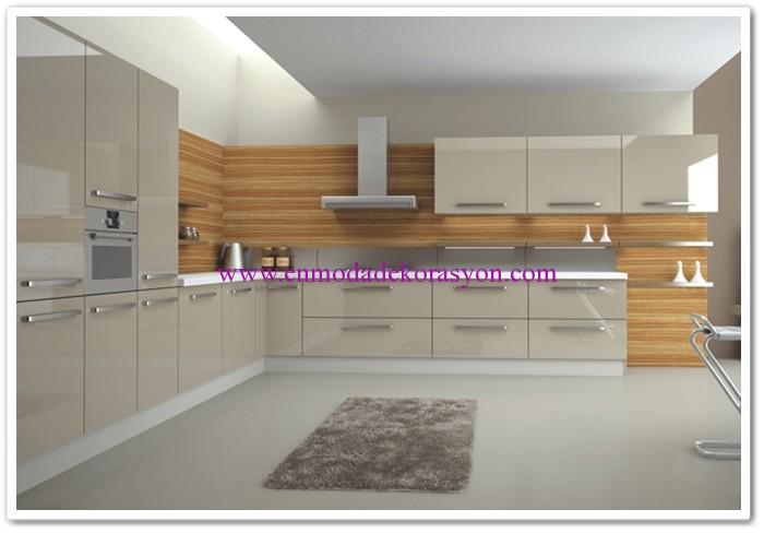Kapuçino Mutfak Dolapları | En Moda Dekorasyon
