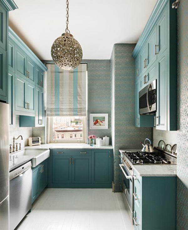 Küçük Mutfak Dekorasyonu İçin Can Alıcı Fikirler - Dekoloji