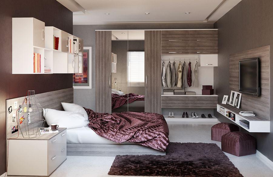 Modern Yatak Odası 22 Tasarım Fikirleri | Pembedekor