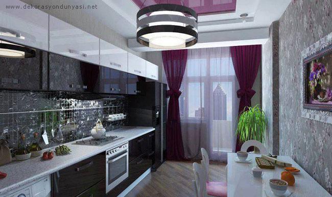 Mutfak Dekorasyon - Mutfak Dolapları - Dekorasyon Dünyası