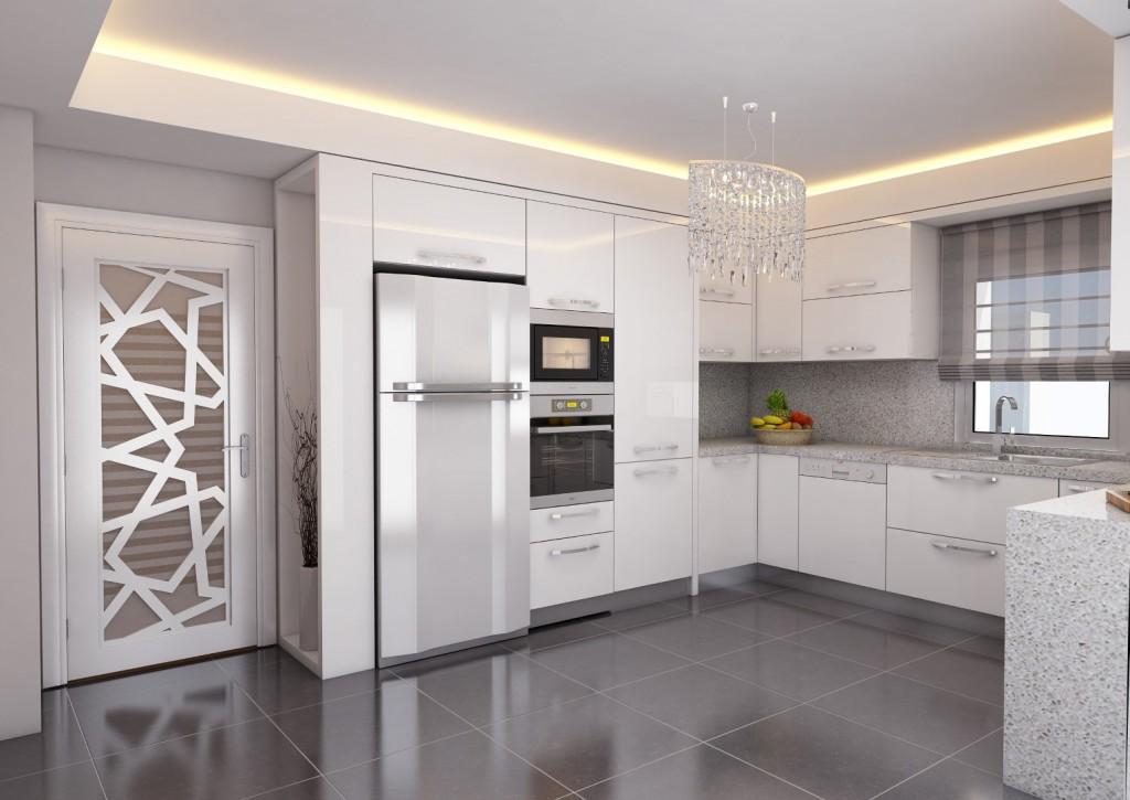 Mutfak Dekorasyonu | Akkoç Mutfak