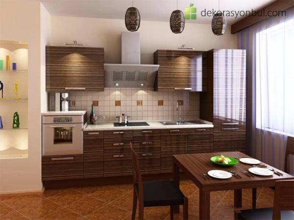 Mutfak Dekorasyonu - Dekorasyon Bul