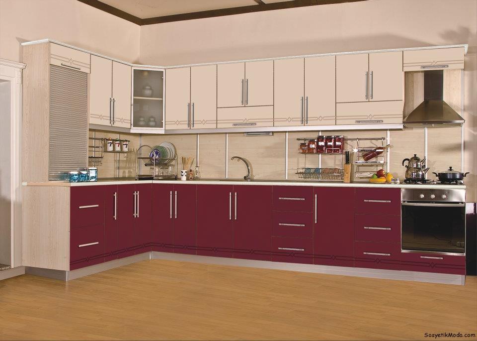 Mutfak Dolapları | Mutfak Dolapları Modelleri