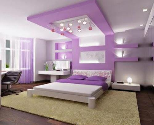Yatak Odası Dekorasyon | Yatak Odası