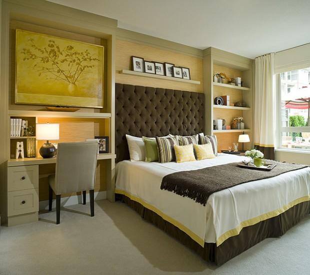 Yatak Odası Dekorasyonu | Dekor Ekranı