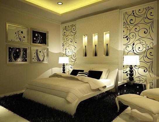 Yatak Odası Dekorasyonu | Pratik Ev Dekorasyon