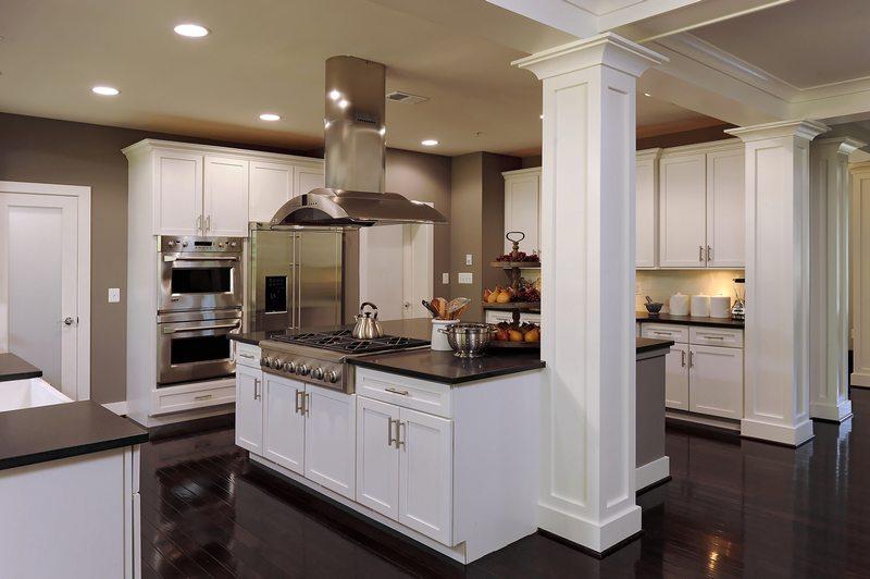Amerikan Mutfak Modelleri - Ev Dekorasyonu