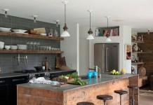 Amerikan Mutfak Modelleri İle Daha Ferah Mutfaklar - Dekoloji