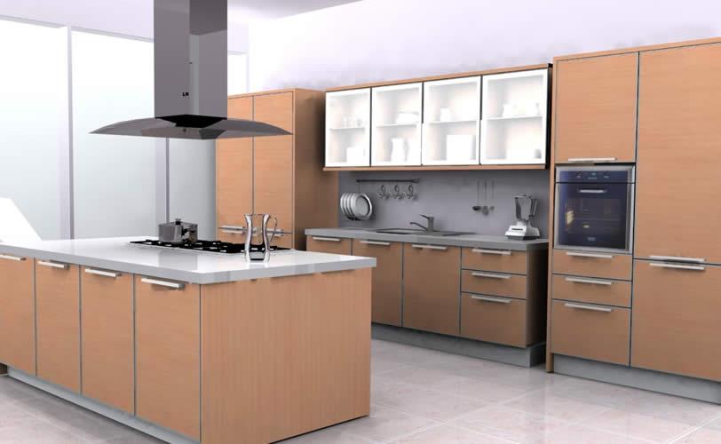 Amerikan Tarzı Mutfak Dekorasyonu | Blog Modoko