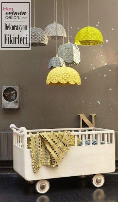 Bebek Odası Aydınlatma Nasıl Olmalı? | Aydınlatma Dekorasyon ...