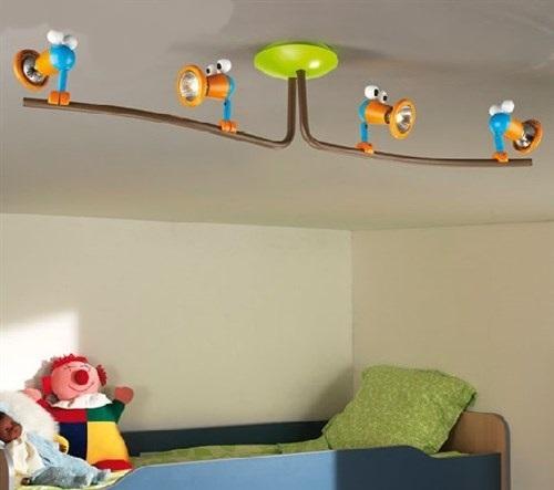 Bebek ve Çocuk Odası Aydınlatma - Ev Dekorasyon Örnekleri ve ...