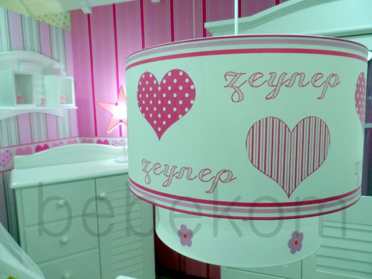 Kalpli bebek odası aydınlatması | Bebek odası Mobilya Aksesuar