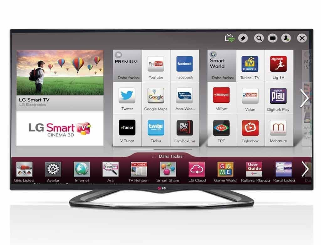 Lg Smart Led Tv Uydu Ayarlama 2016 [HD] 1080p - YouTube