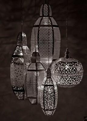 modern aydınlatma modeli