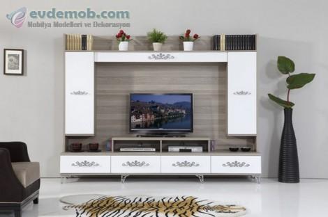 2015 Tv Ünitesi Modelleri | Mobilya ve Ev Dekorasyonu Trendleri