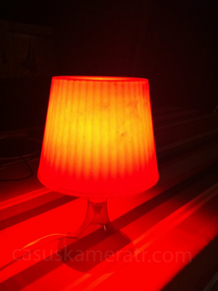 Akademi Teknoloji Dünyası | Gece Lambası Dinleme Cihazı