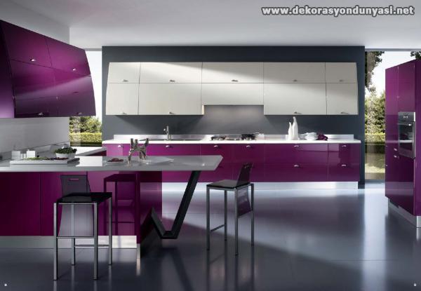 İtalyan Mutfak Modelleri - Dekorasyon Dünyası