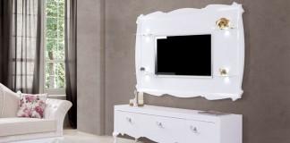 Menekşe Lake Tv Ünitesi | Tv Üniteleri | Tv Ünitesi Modelleri
