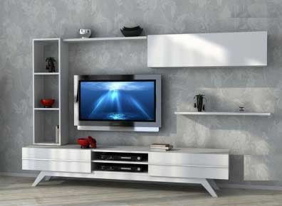 TV Ünitesi Modelleri Birbirinden Modern Televizyon Sehpası ...