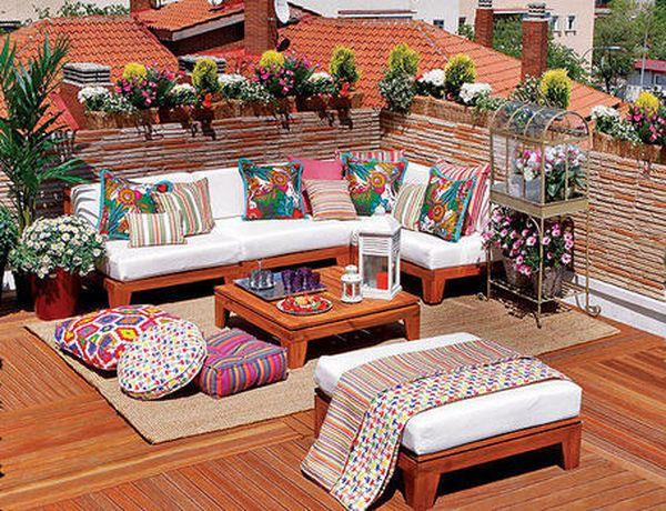 Dekoratif Bahçe ve Balkon Minderleri | Cool Kadın | Magazin ...