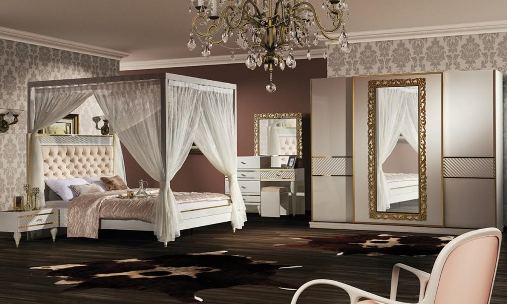 Diana Gold Avangarde Yatak Odası Takımı,Modelleri,Fiyatları ...