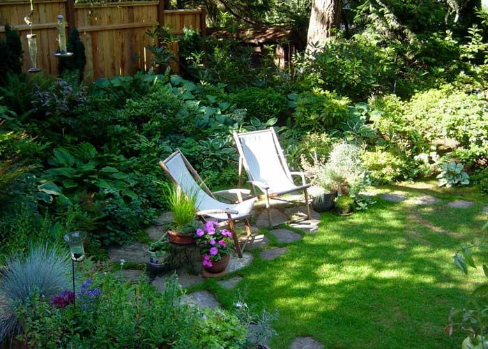 50 Bahçe Dekorasyon Önerisi | DDekor-Dekorasyon Fikirleri