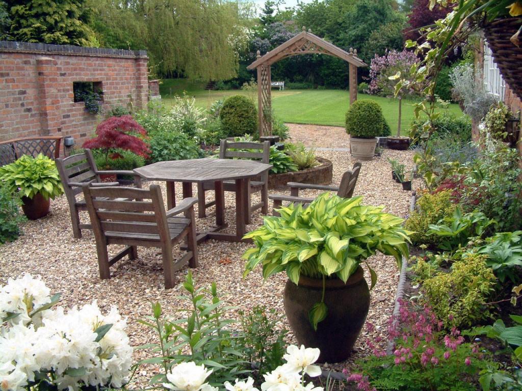 Bahçe Dekorasyon Fikirleri | En Güzel Evler