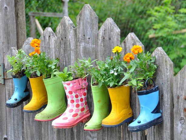 Bahçe Dekorasyonu Ve Düzenleme İçin Farklı Fikirler - rumma ...