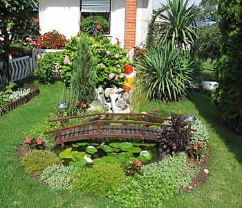 Bahçe Dekorasyonu | Yapı Dekorasyon 360