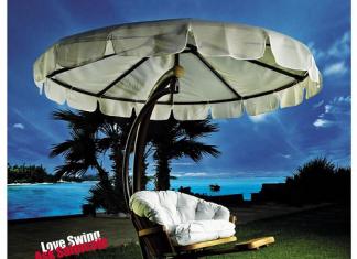 Yuvarlak Salıncak - Bahçe salıncakları | Bahçe mobilyası ...