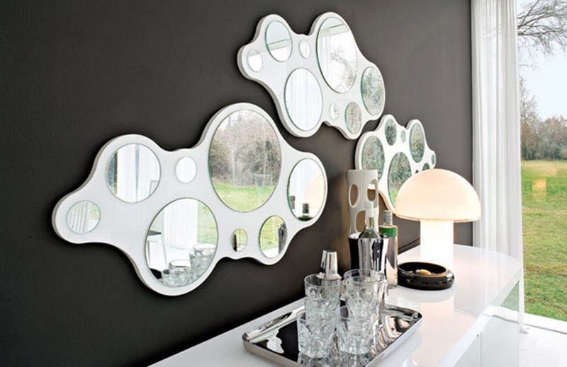 Ayna Tutkunları İçin 2017 Dekoratif Ayna Modelleri | Decobaz