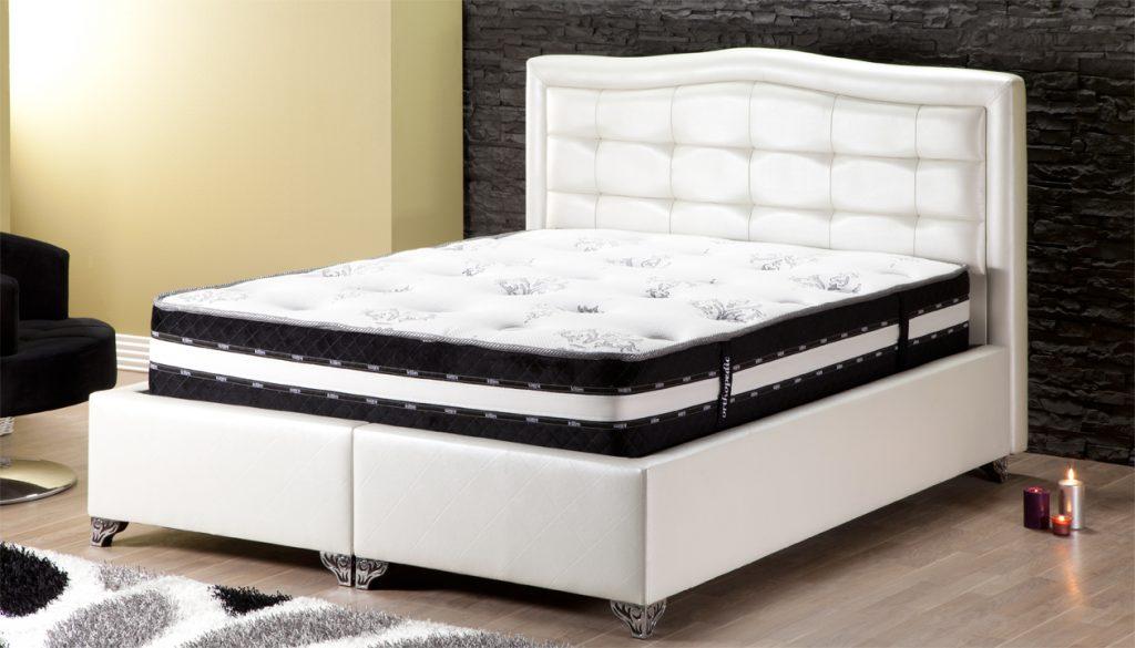Bazalı Yatak Modelleri - Evim Güzel Evim