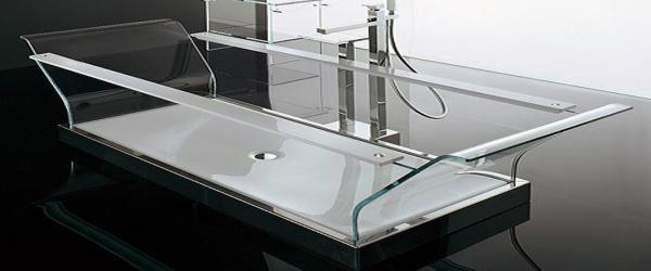 Cam küvetler banyolarda yerini almaya başladı | | Kadın HQ ...