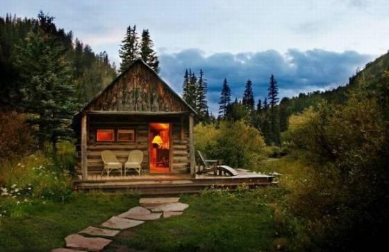 Doğa İçinde Huzur Verici Kır Evleri | Bilgi Kırıntıları