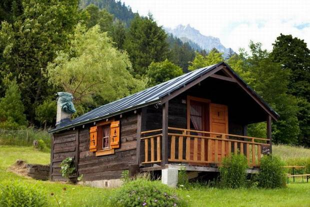 Doğa İçinde Huzur Verici Kır Evleri