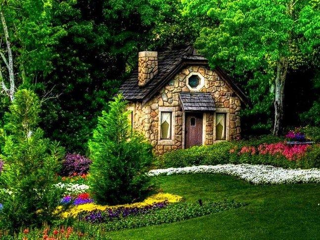 Dünya'nın En Güzel Kır Evleri ! - Fotoğraf Galerisi ...