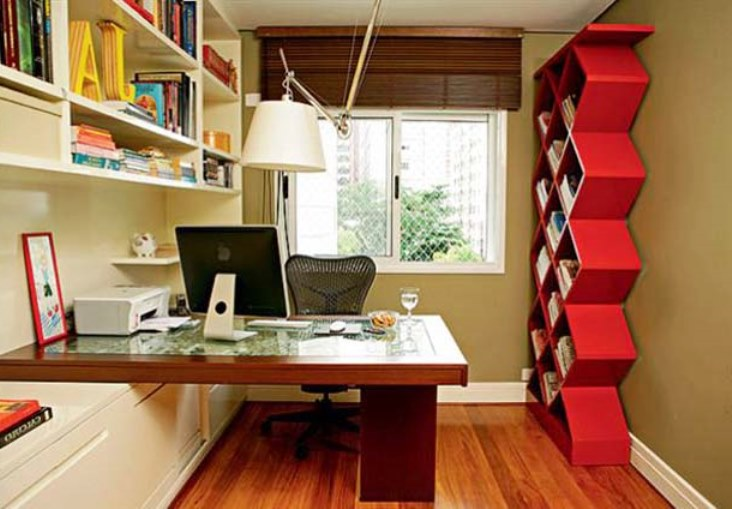 çalışma odası dekorasyonu - DekorStore
