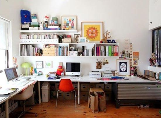 Çalışma Odası Dekorasyonu | Yapı Dekorasyon 360