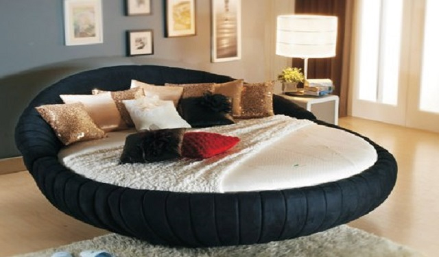 Değişim isteyenler için yuvarlak yatak modelleri