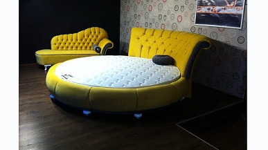 Yuvarlak Yatak Modelleri ve Fiyatları - Berke Mobilya